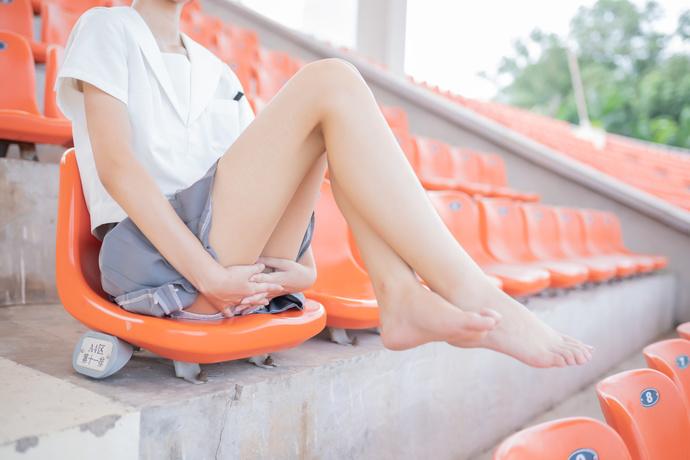 风之领域 060 运动场的美腿少女 中日妹子