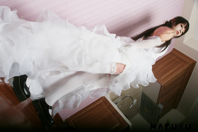 少女婚纱系列 中日妹子