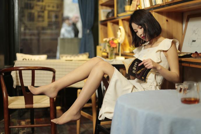 rosi 腿控高跟鞋少女 清纯丝袜