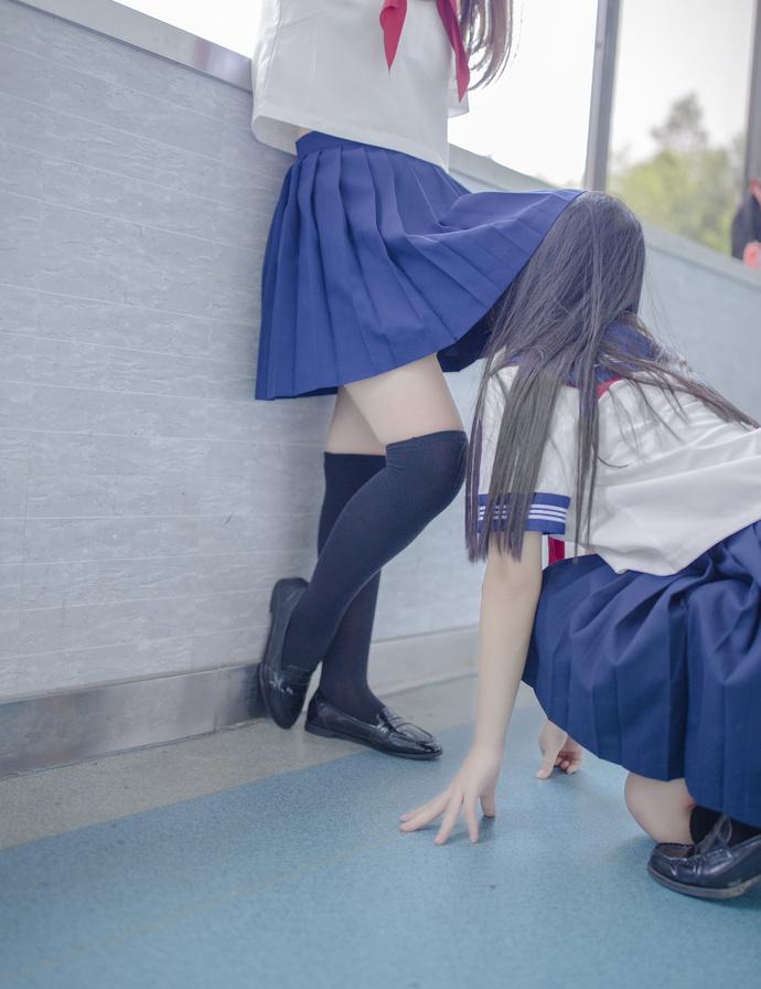 我发现了百合少女的秘密 清纯丝袜