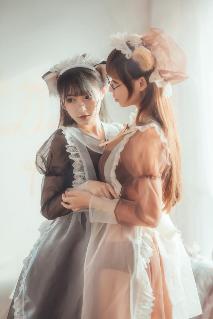 透明女仆的百合之恋 少女二次元