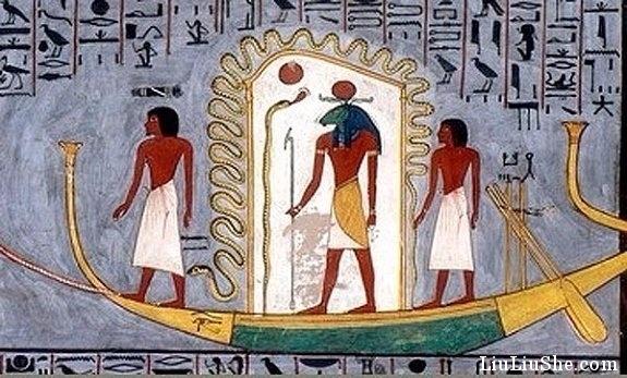神被创造出来,是因为创世神在自己L?