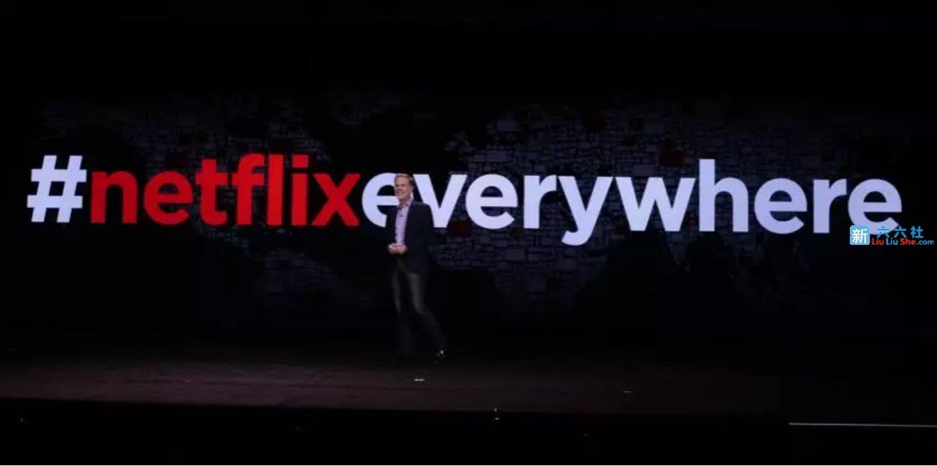 影视界当红炸子鸡「网飞Netflix」的开挂之路 liuliushe.net六六社 第1张