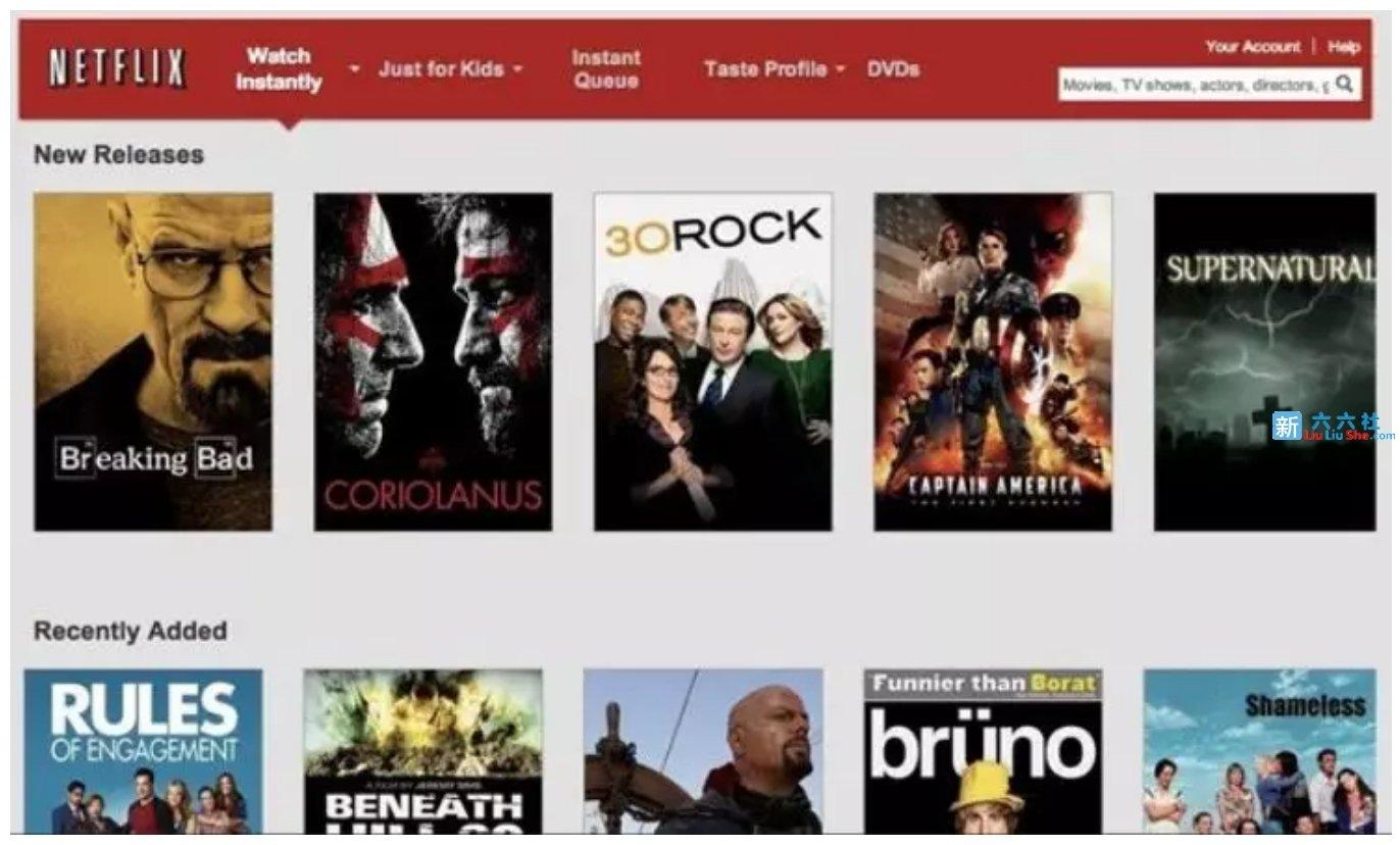 影视界当红炸子鸡「网飞Netflix」的开挂之路 liuliushe.net六六社 第9张