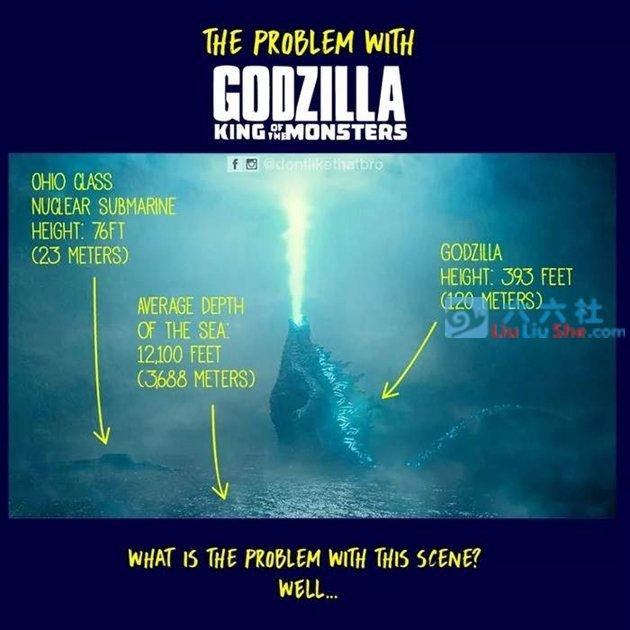 《哥吉拉:怪兽之王》哥吉拉先生是如何站在海面上的? liuliushe.net六六社 第5张