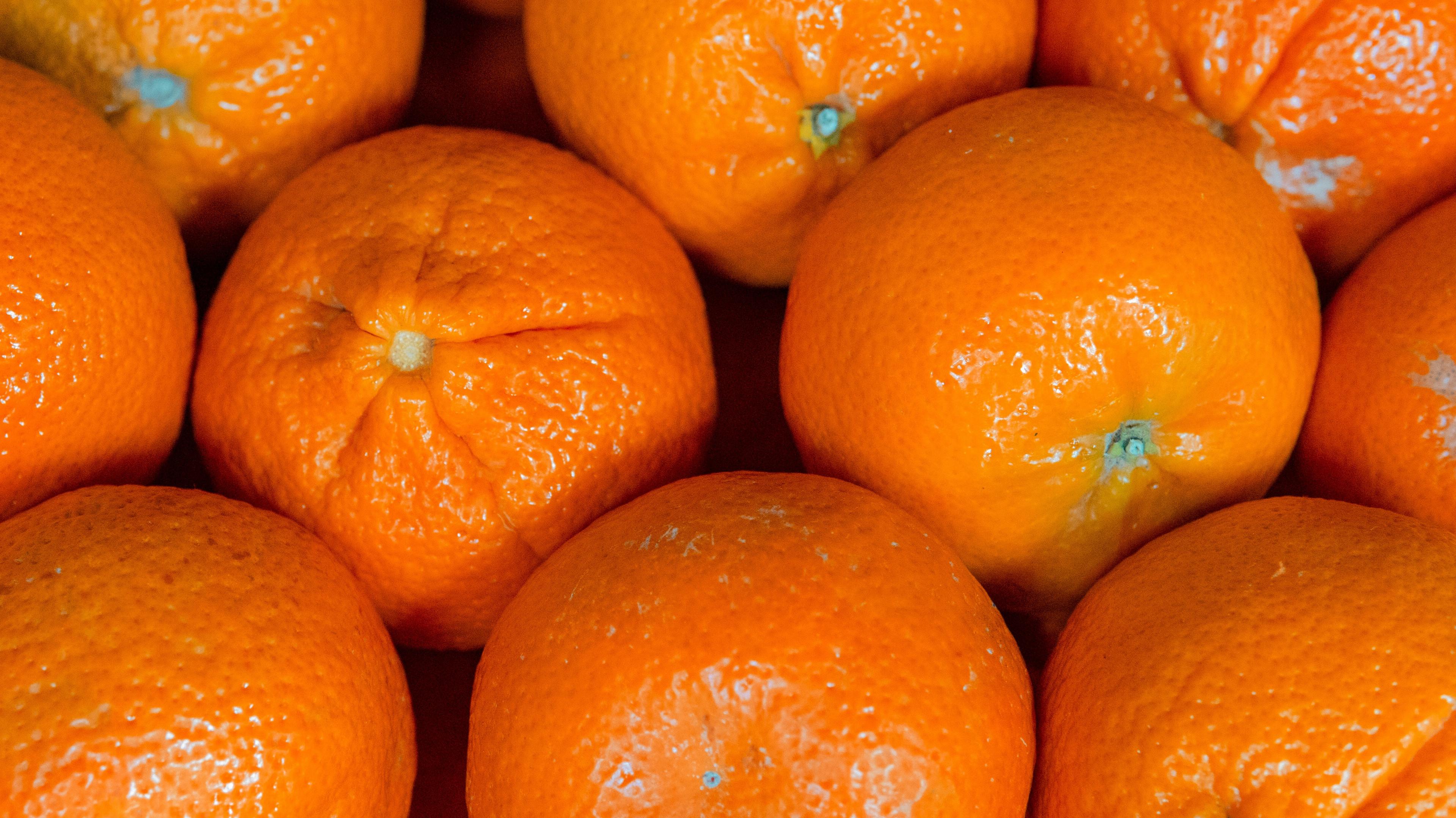 新鲜美味的柑橘图片