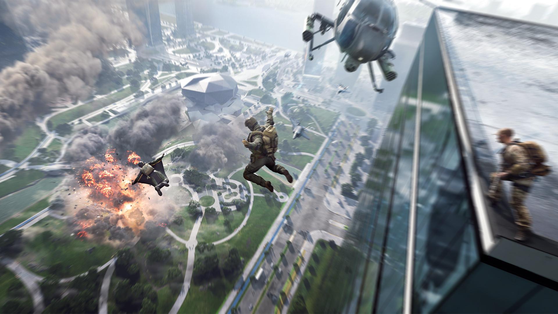 战地系列新作《战地2042》Steam开启预购 Steam 游戏资讯 第2张