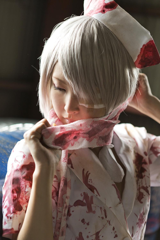 【妹子图】恐怖小护士