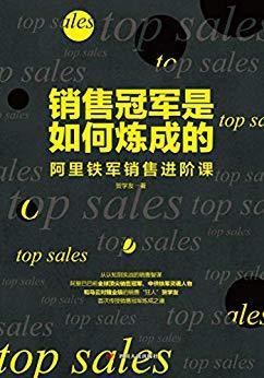 销售冠军是如何炼成的PDF下载