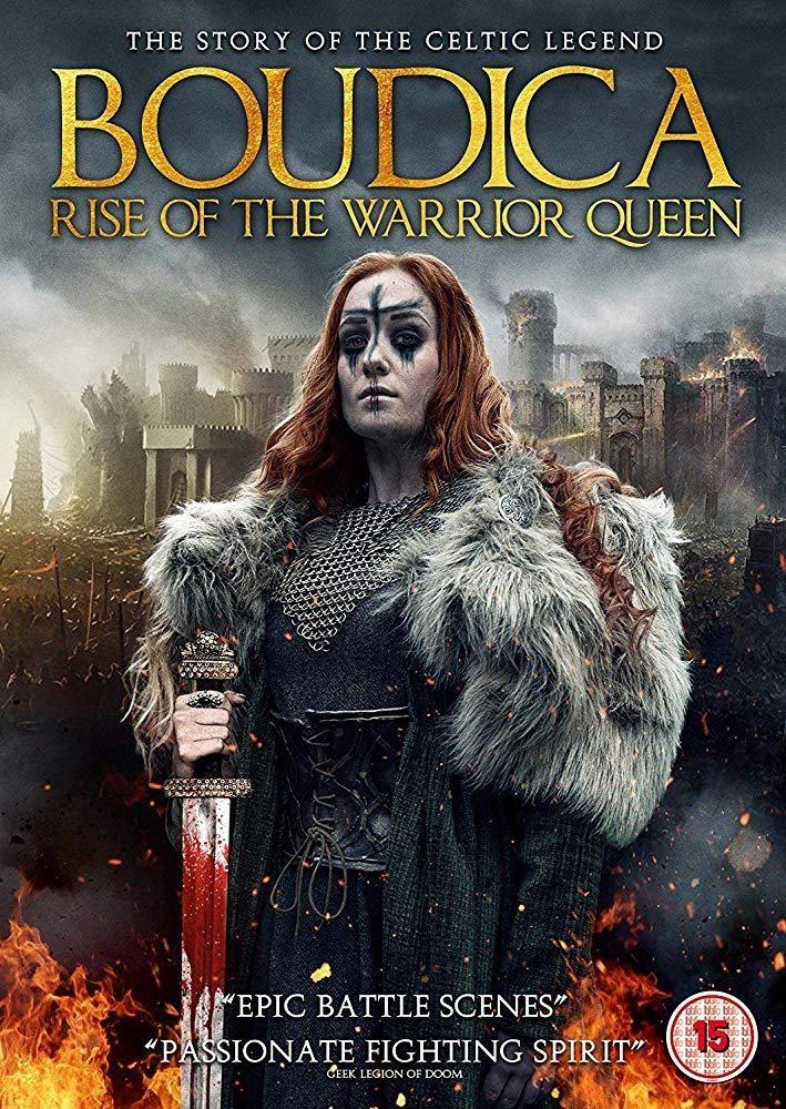 布狄卡武士王后的崛起