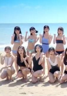 【SNH48 GROUP】总选泳装单-4