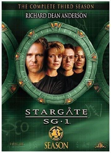 星際之門SG-1第三季
