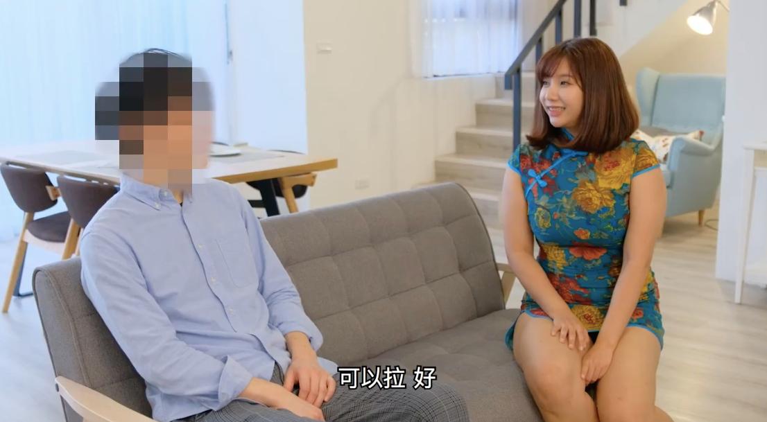 """台湾SWAG主播""""吴梦梦""""下海拍电影,台腔讲话另类体验"""