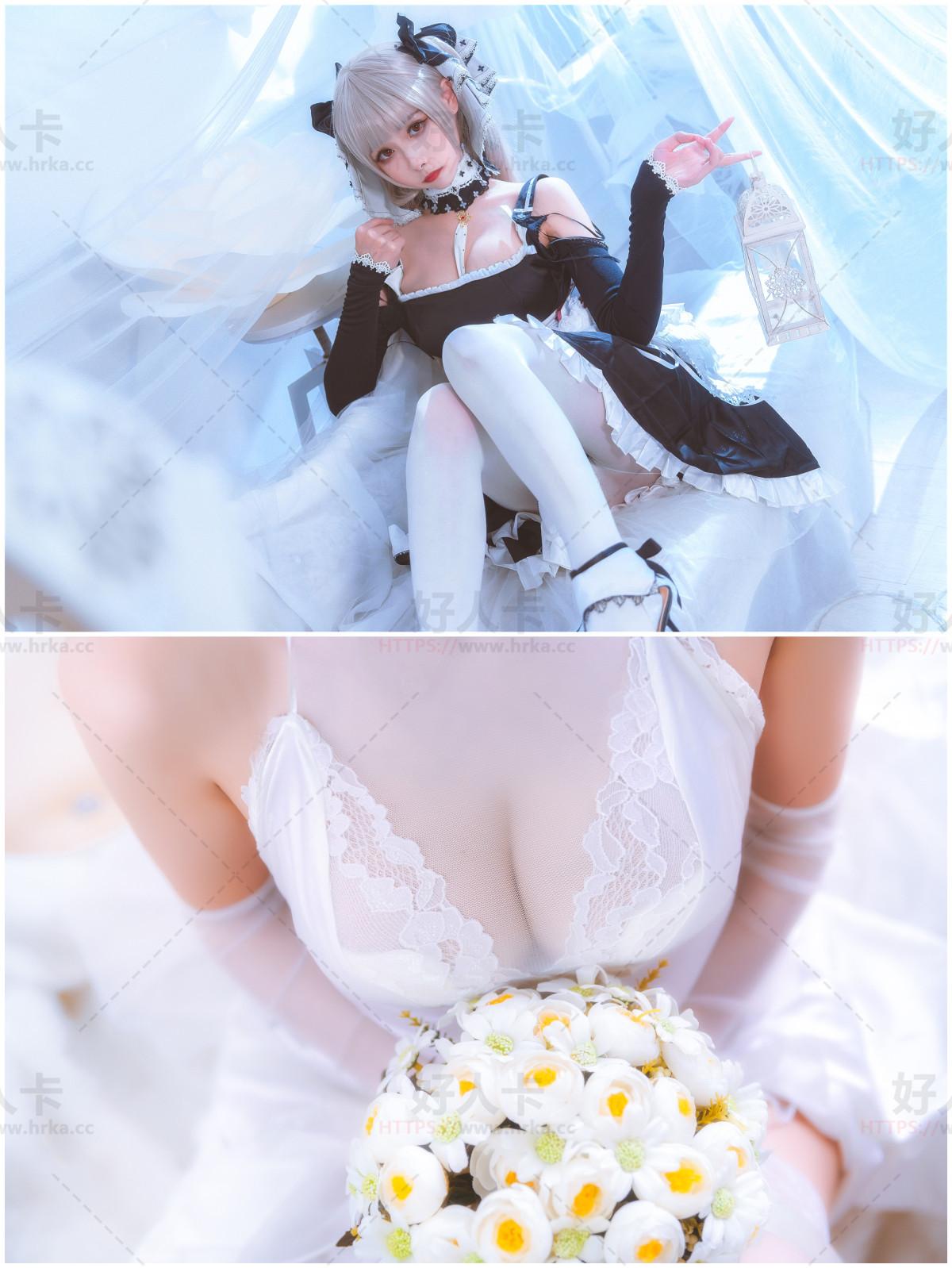 momoko葵葵:蓝天白云 夏风和你-好人卡