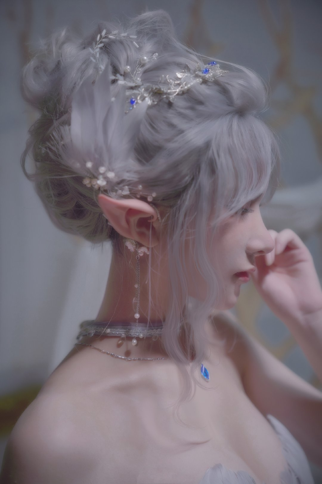 5eea43f423203 - 《鬼刀》海琴烟(冰公主) COS:在下萝莉控ii