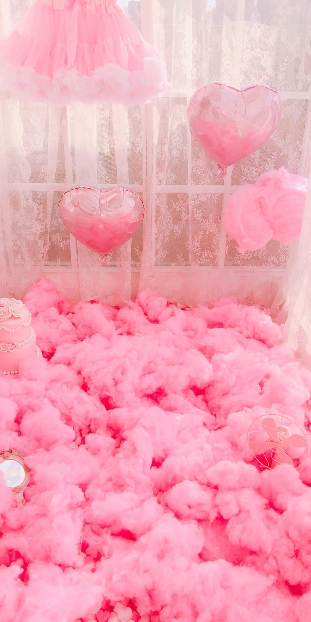 粉色系少女心手机壁纸插图11