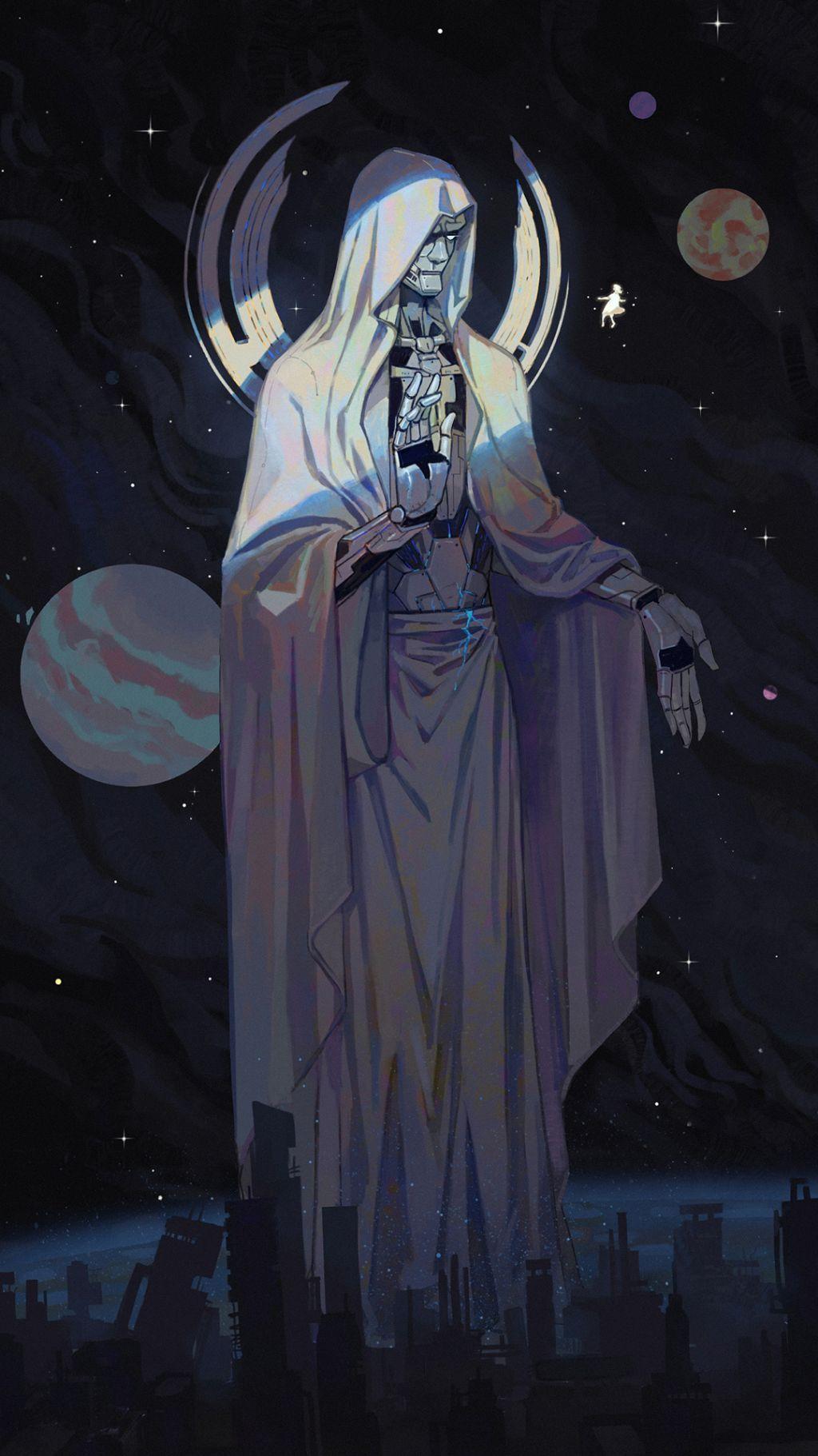 星空、太空:高清手机壁纸插图15
