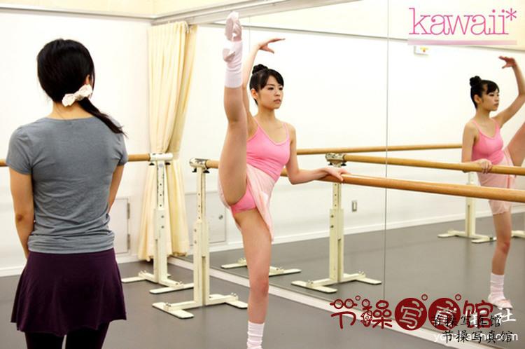 [KAWD-642]樱由罗的芭蕾舞梦,值得我们敬佩的一个妹子