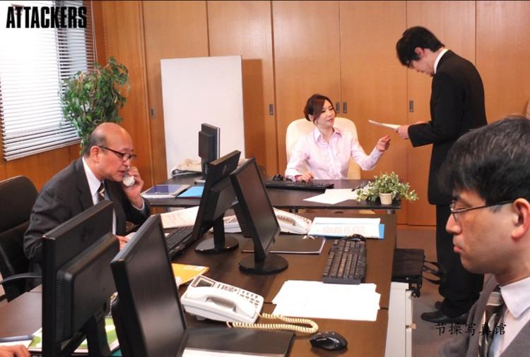 [shkd-744]办公室女神里美尤利娅(里美ゆりあ)的多彩生活 车牌号 第2张