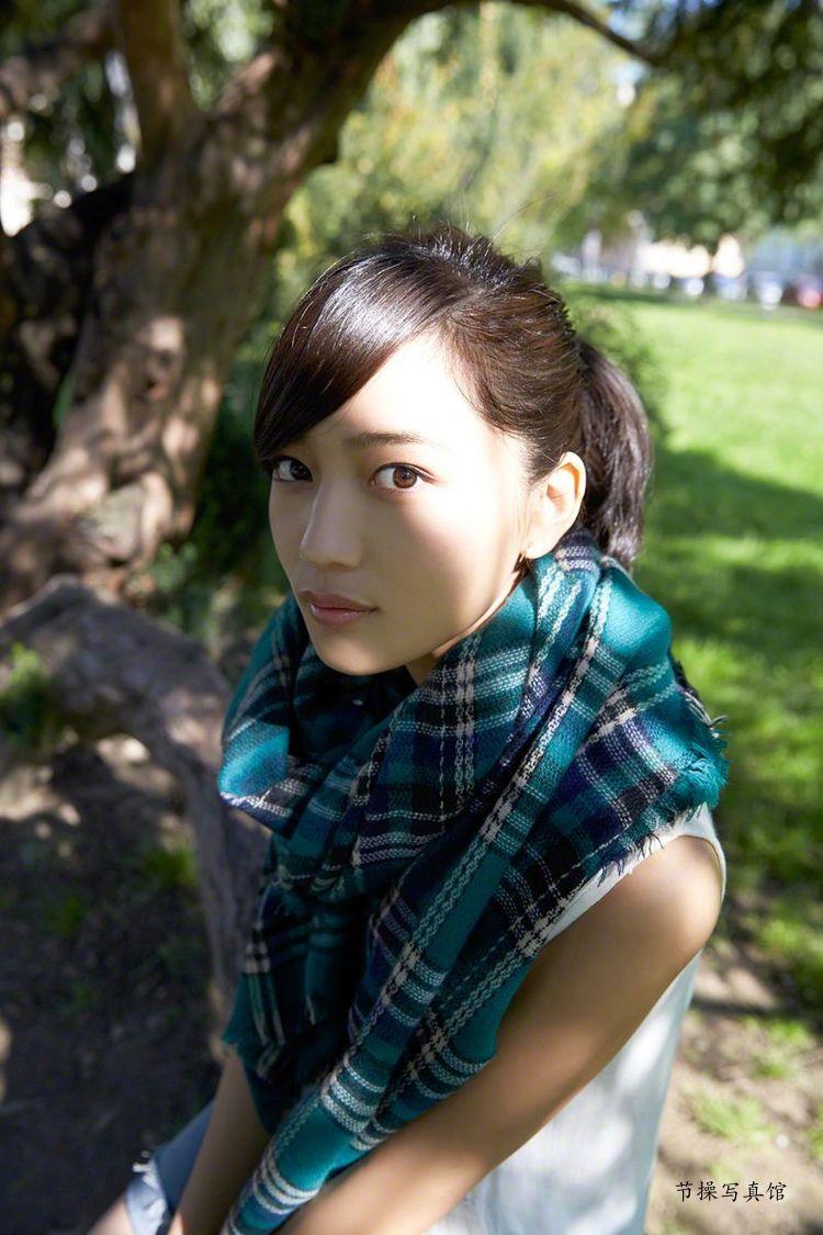 川口春奈个人资料介绍,及其写真作品欣赏 美女精选 第3张