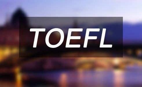 TOEFL 2018