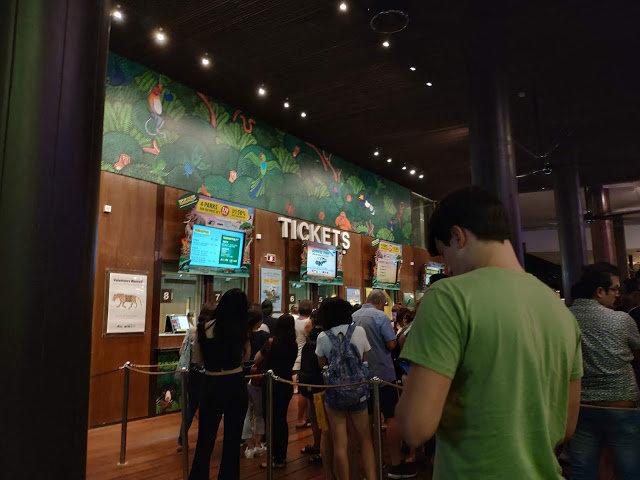 Singapore Zoo——Rainforest Lumina-第2张图片-Celia的博客
