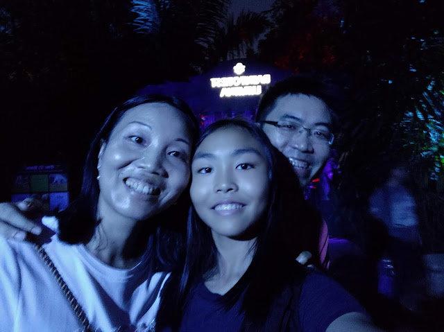 Singapore Zoo——Rainforest Lumina-第3张图片-Celia的博客