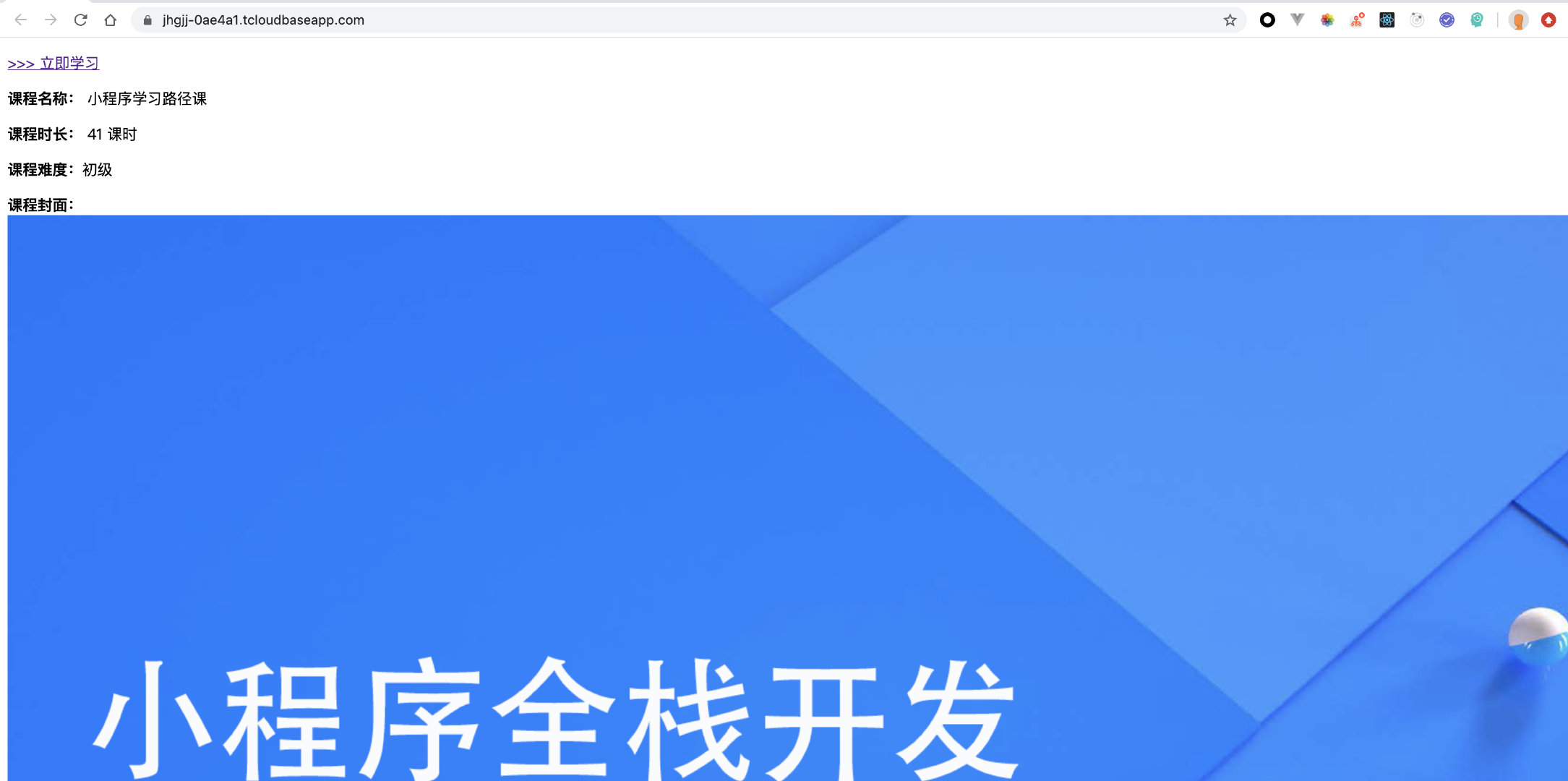 基于 Next.js 和云开发 CMS 的内容型网站应用实战开发