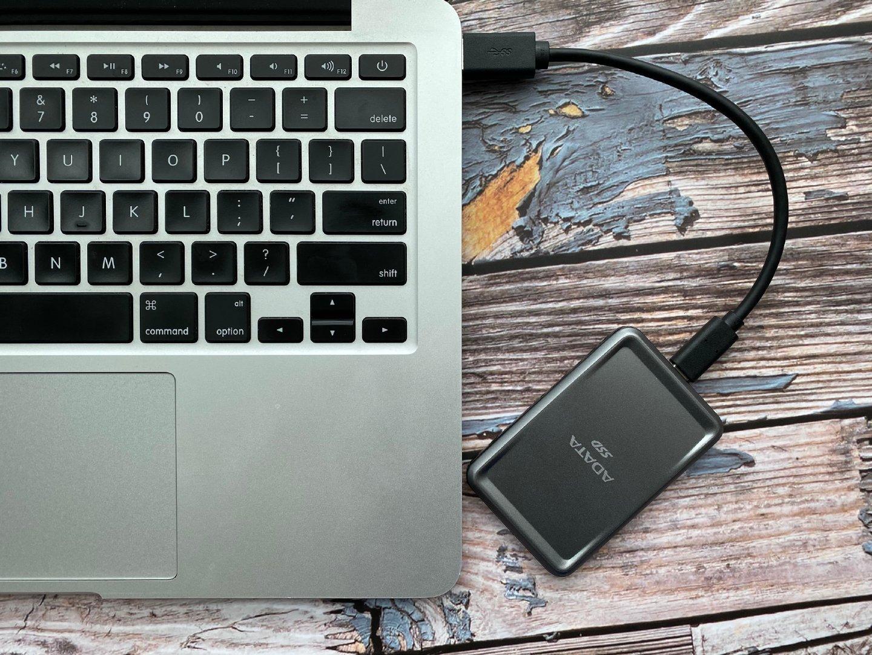 硬盘原来可以这么轻薄 — 威刚SC685P移动固态硬盘上手记