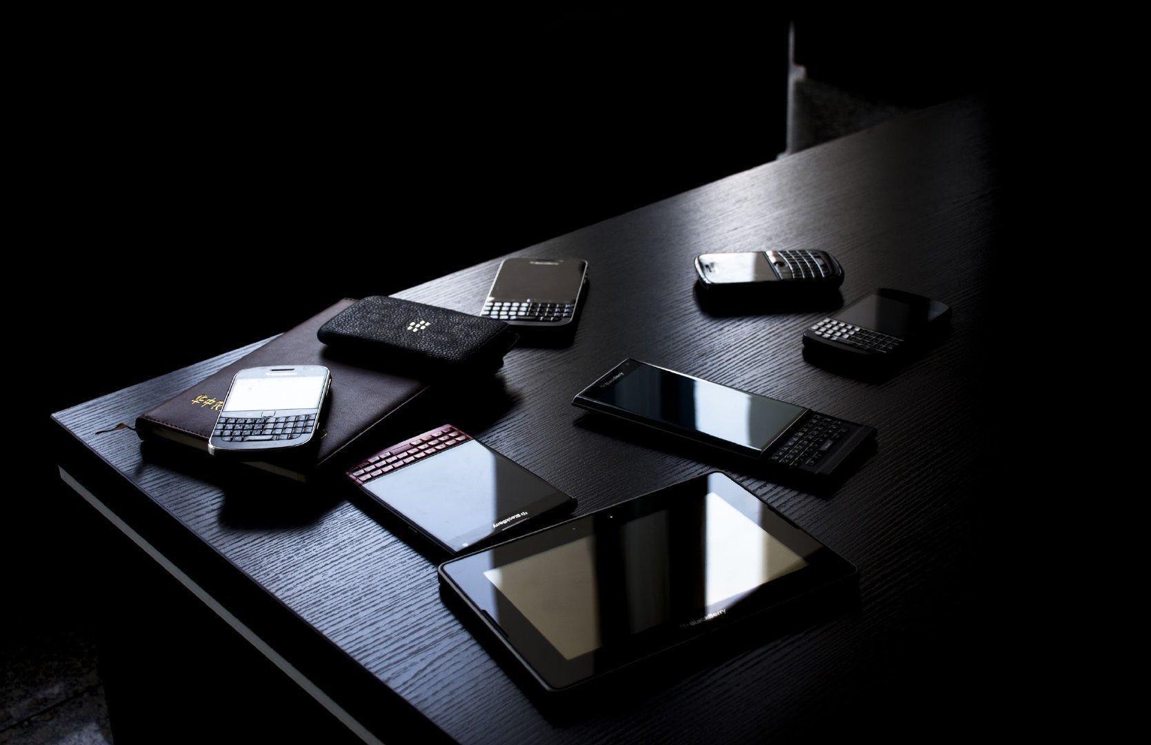 ◎ BlackBerry