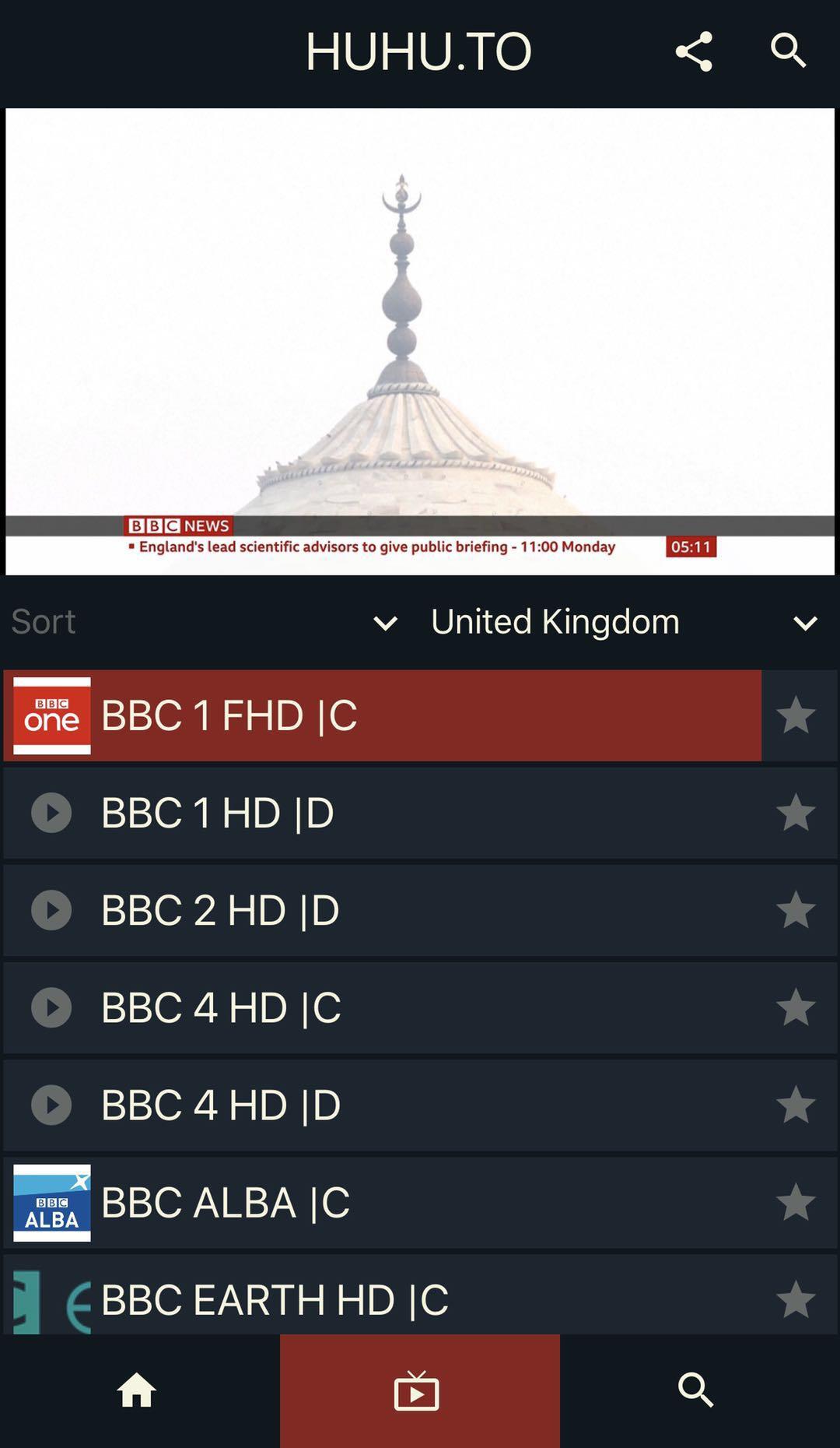 《推荐一款海外电视直播及点播观看神器——Watched App》