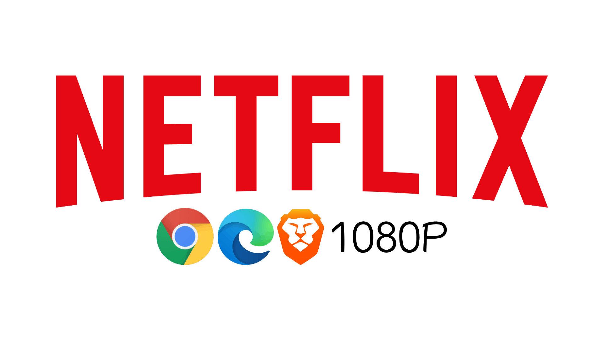 《如何在Chrome浏览器上强制观看Netflix 1080P高清画质?》