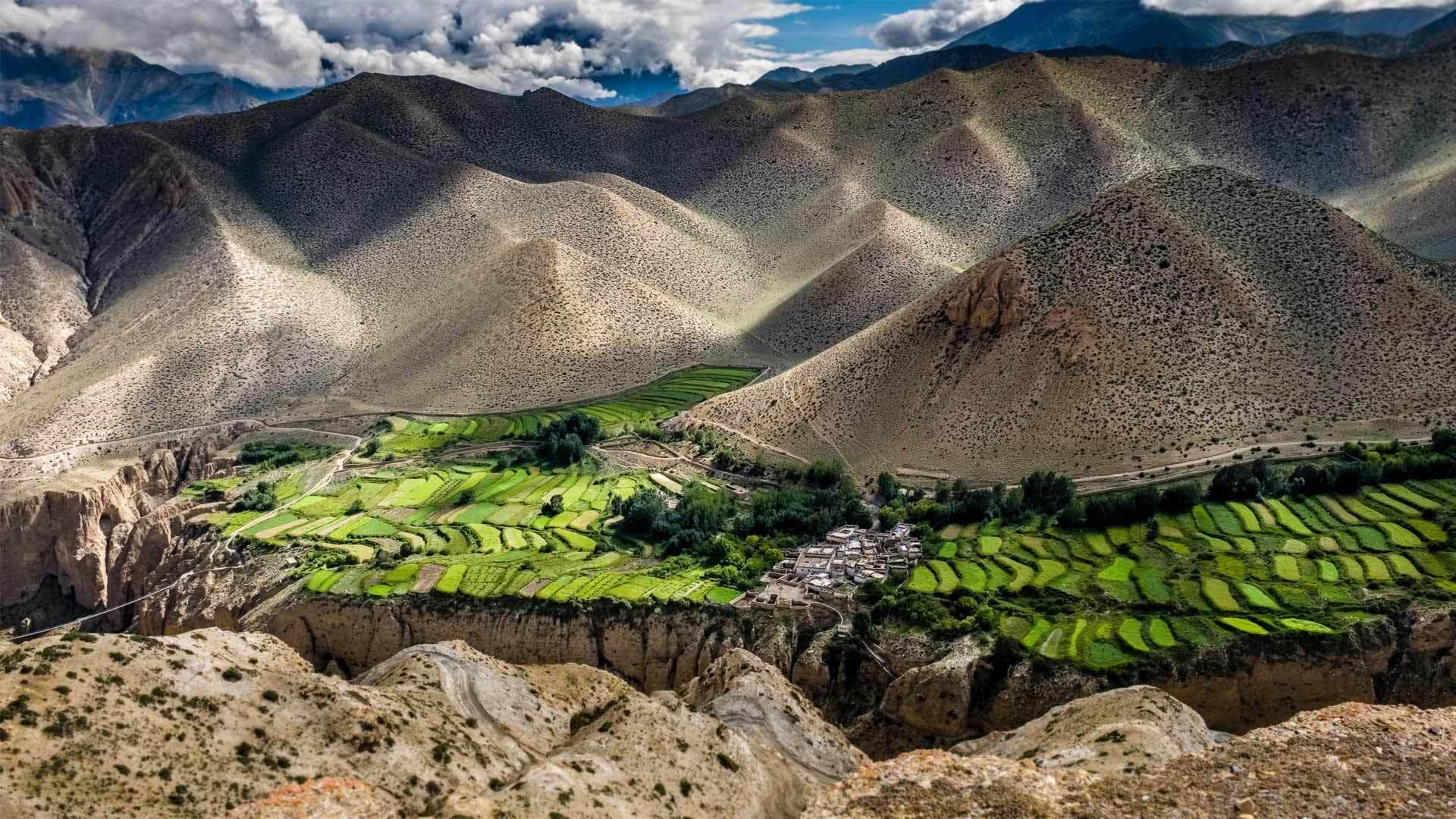Ghyakar村