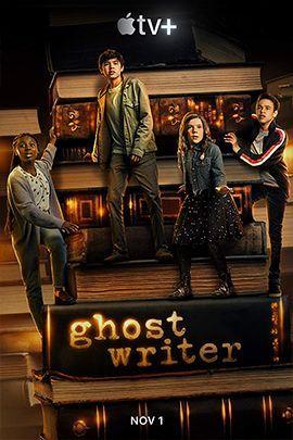 幽灵写手的海报