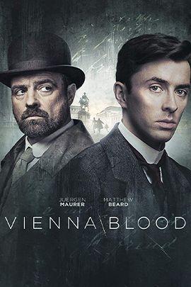 维也纳血案 第一季的海报
