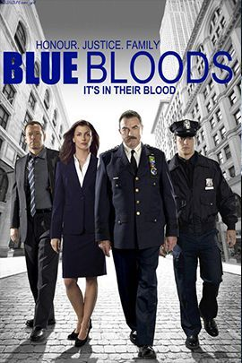 警察世家 第四季的海报