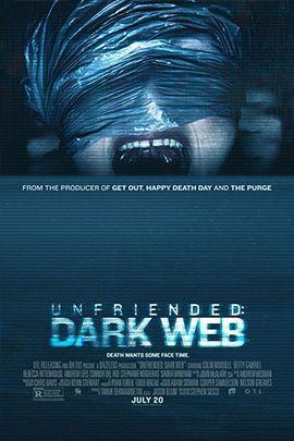 解除好友2:暗網的海報