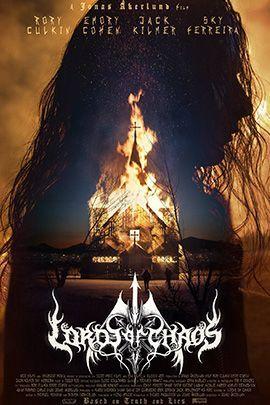 混沌之王的海报