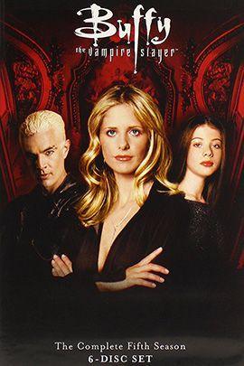 吸血鬼猎人巴菲 第五季的海报