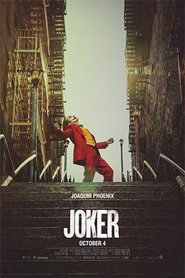 小丑的海报