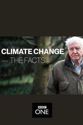 气候变化:事实真相的海报