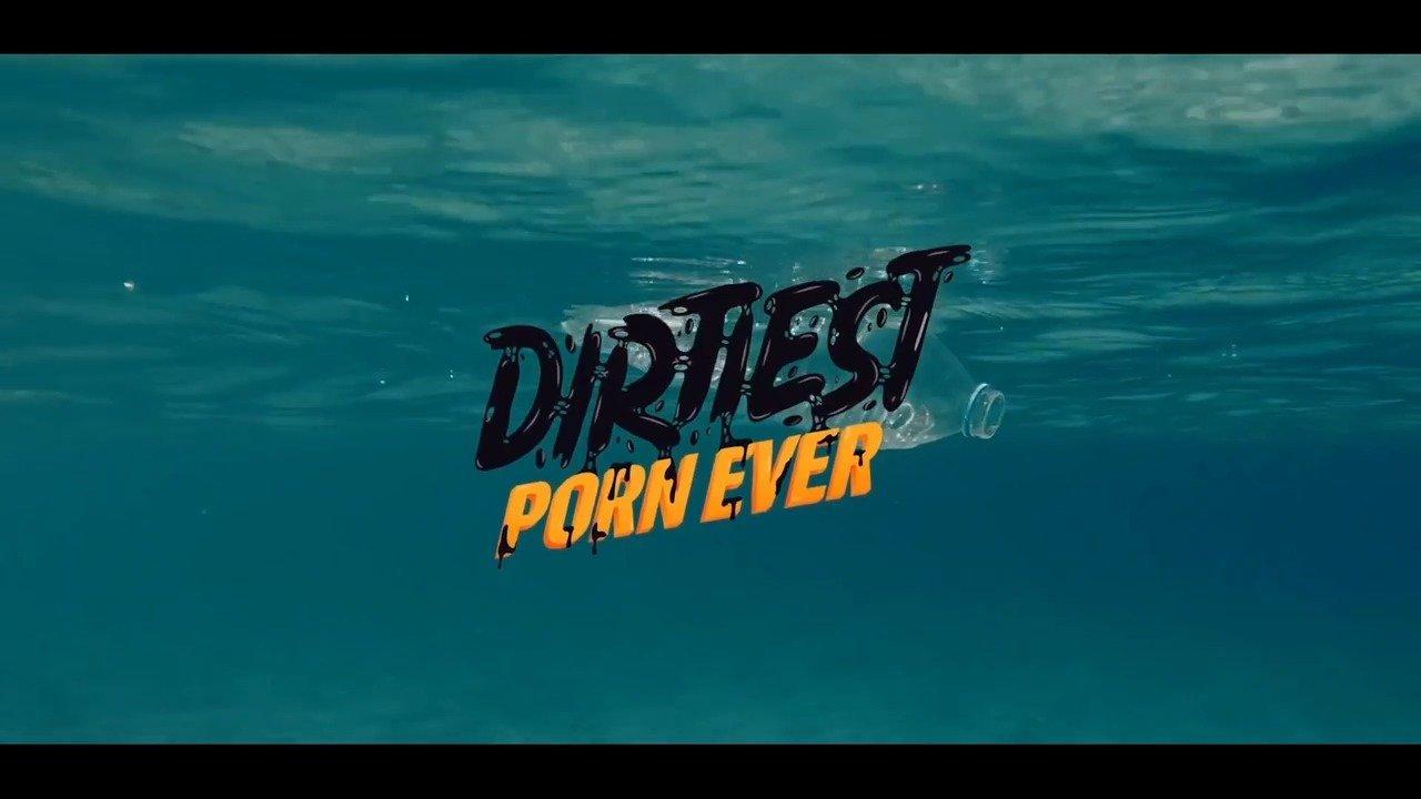 PH站拍摄了一部史上最dirty的片子发起保护海洋的倡议