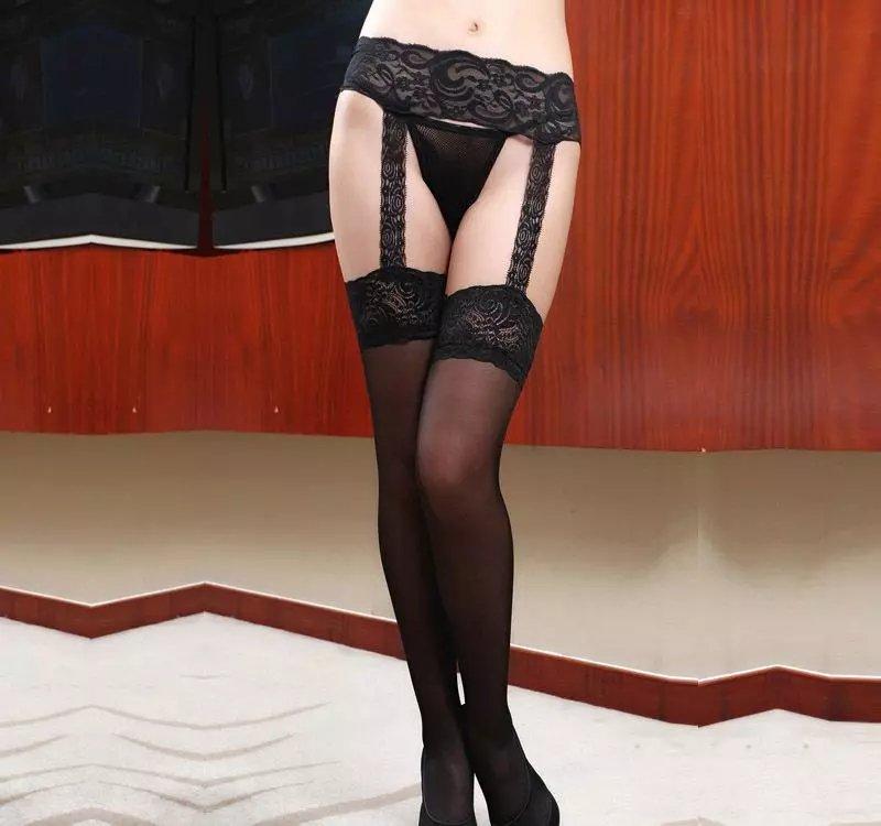 科普丝袜种类,性感短袜、长袜、裤袜、吊带袜各种丝袜的不同诱惑,多图!