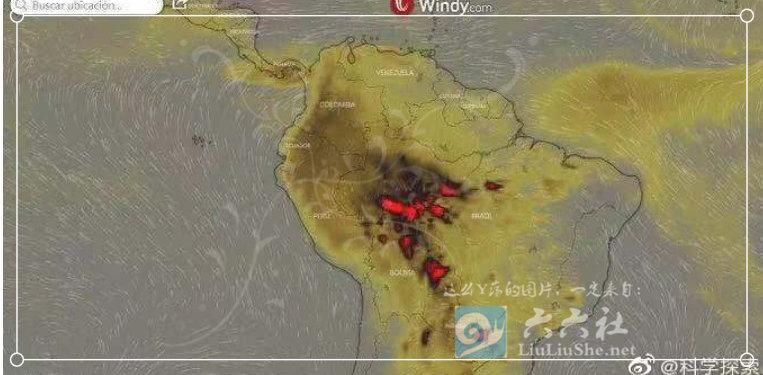 为什么任由大火烧了亚马逊雨林23天,却没人救火和报道? liuliushe.net六六社 第11张