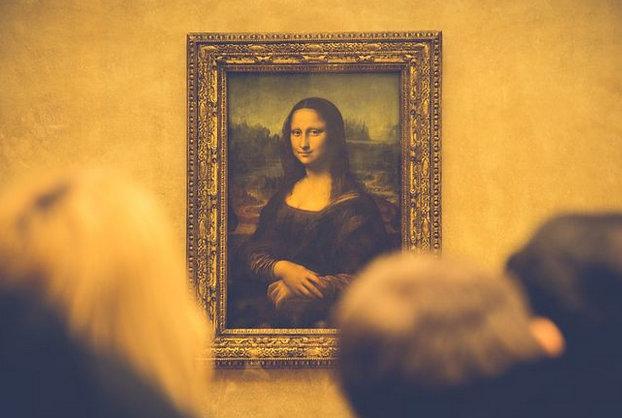 盲人如何享受蒙娜丽莎?3D图像技术创造触觉画作 涨姿势 第1张