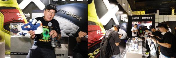 REEBOK与ADIDAS携手推出首款  全新INSTAPUMP FURY BOOST运动鞋