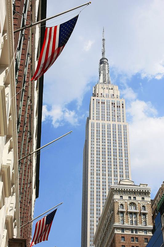 【纽约】帝国大厦观景台The Empire State Building:门票&电影夜景汇整