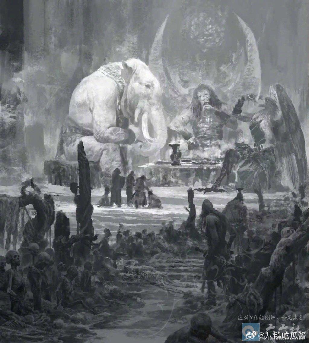 西游记原著中的狮驼岭到底有多恐怖? liuliushe.net六六社 第4张