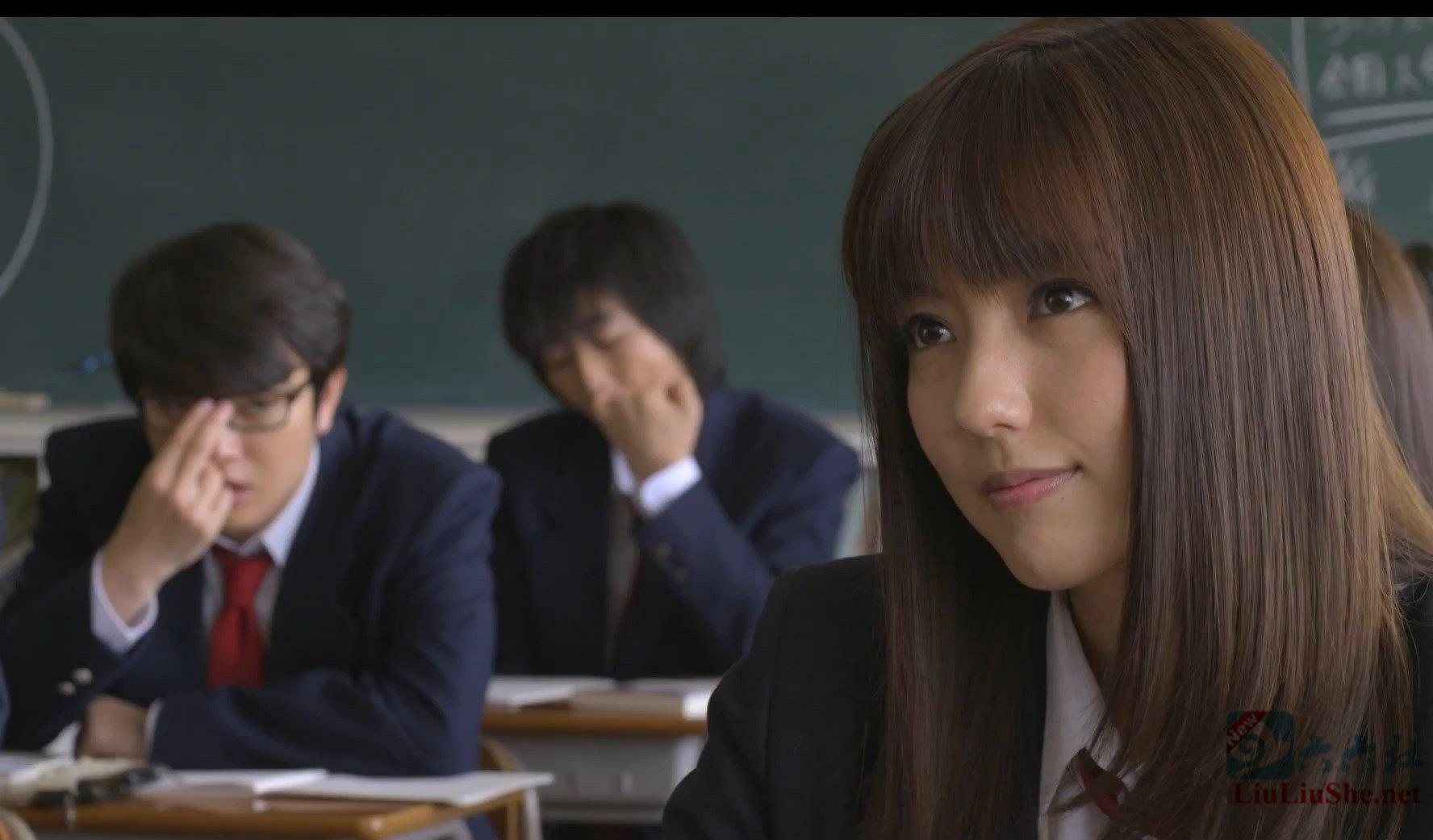 漫画改编电影《我们都是超能力者》女主角美由纪的饰演者池田依来沙