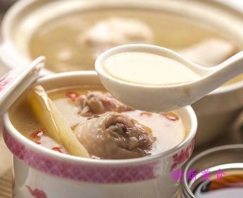 滋补鸡汤、红参鸡汤、山药炖鸡、西洋参炖鸡、红枣鸡汤的做法